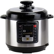 美的 Midea 电压力锅 PCS6001P (黑色)