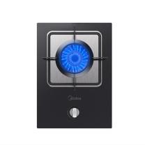 美的 Midea 燃气灶 JZY-MQ4501  钢化玻璃面板 多重安全防护 一级能效单眼灶