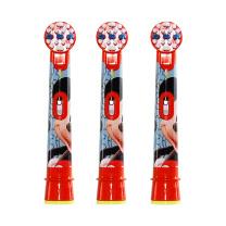欧乐B Oralb 儿童电动米奇图案牙刷头 EB10-3K 3支装  (适用D10,D12儿童电动牙刷)