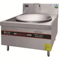JINDONG 商用电磁单头大锅炉 φ80cm  380V/20KW,含φ80cm锅,1000*1150*800mm