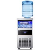 德玛仕 DEMASHI 商用制冰机 GS-90Z  方冰 55冰格