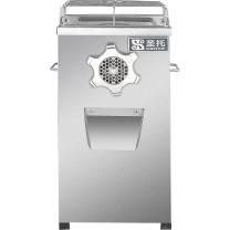圣托 Shentop 商用电动绞肉机 STMS-J22  电动绞肉机商用 不锈钢立式刨肉碎肉机 多功能厨房绞菜绞馅搅肉机
