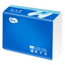 维尔美 Wellmind 擦手纸 单层三折 WCA200/WCX200 200抽/包  20包/箱 (新老包装交替以实物为准)
