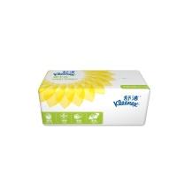 金佰利 Kimberly-Clark 舒洁抽取式擦手纸 0564-00 双层三折 150张/包  32包/箱