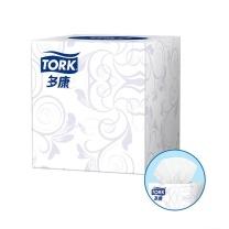 维达 vinda 面巾纸天然无香 2层80抽  60盒/箱 多康Tork 抽纸 2层80抽*60盒