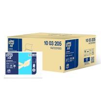 维达 vinda 多康 擦手纸 1003205 单层三折 200张/包  20包/箱 (分配器552000适用)