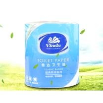 维达 vinda 卷筒卫生纸 V4063/VS4063 双层 220段/卷  10卷/提 6提/箱