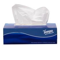 得宝 盒装面巾纸三层 T2274  90抽/盒 4盒/提 8提/箱 (天然无味)