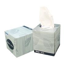 金佰利 Kimberly-Clark 舒洁商用型盒装面巾纸双层 0238-10/30/40  80张/盒 60盒/箱 (立方盒)