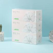 晨光 M&G 盒装面巾纸 三层 A335CGW/ARC925E3  130抽/盒 3盒/提 12提/箱