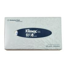 金佰利 Kimberly-Clark 舒洁盒装面巾纸双层 0223 150抽/盒  36盒/箱