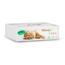 金佰利 Kimberly-Clark 舒洁丝柔软包面巾纸 三层 0563-10 120抽/包  4包/提 4提/箱