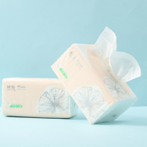 晨光 M&G 软包抽取式面巾纸 三层 AR36CWG/ARC925E2  150抽/包 3包/提 16提/箱