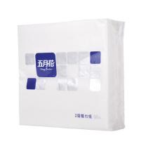 五月花 may flower 双层餐巾纸 A162002 2层50抽72包/箱