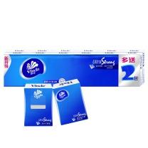 维达 vinda 手帕纸 V0036 无香4层 12包/条 30条/箱