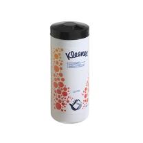 金佰利 Kimberly-Clark 舒洁Kleenex桶装消毒湿巾 7784  50片/瓶 x 12瓶
