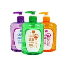 米太 洗手液 500ML 12瓶装/件  美媛春消毒