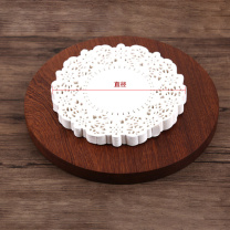 佳士嘉 花底纸 6.5英寸 直径16.5cm