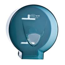奥力奇 塑料小卷纸纸架 AQ-6800B 171*158*123mm (蓝色透明) 60个/箱