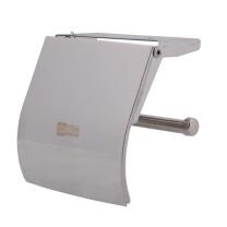 奥力奇 不锈钢小卷纸纸架 EQ-204B (不锈钢色)