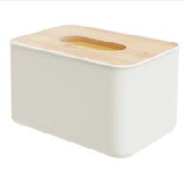 禧天龙 简约纸巾盒 小号 H-8885