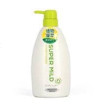 资生堂 SHISEIDO 惠润 柔净护发素 (绿野芳香) 600ml/瓶  9瓶/箱