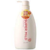 资生堂 SHISEIDO 惠润 柔净洗发露 (鲜花芳香) 600ml/瓶  9瓶/箱