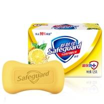 舒肤佳 Safeguard 香皂 (柠檬清新) 125g/块  72块/箱