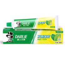 黑人 DARLIE 双重薄荷牙膏 225g  48支/箱