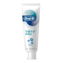 欧乐B Oralb 牙龈专护牙膏 (持龈修护清新 200g  18支/箱 (新老包装随机发货)