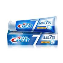 佳洁士 Crest 全优7效 牙膏 茶香深洁 120g  36支/箱