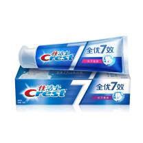 佳洁士 Crest 全优7效 牙膏 茶香深洁 180g  24支/箱 (新老包装随机发货)
