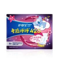 护舒宝 whisper 考拉呼呼极薄 卫生巾 425mm 8片  24包/箱