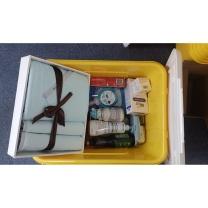 科力普 COLIPU 生活用品大礼包 无 套  生活用品大礼包(内包含洗发水、沐浴露、牙膏、毛巾、整理箱、洗衣液、餐盒等)