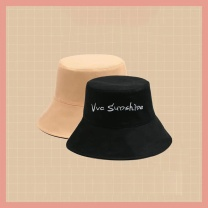 VVC 渔夫帽(糖果色) 粉  帽围: 均码