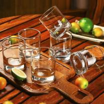 乐美雅 玻璃水杯 E5883 200ml  中广核