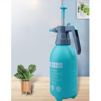 澳胜 喷壶浇花家用园艺植物气压式喷雾瓶器小型浇水壶 AS-2159 2L (蓝色) 压力洒水壶喷水壶