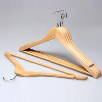 国产 木制衣架  5个/组 24组/箱 (新老包装交替以实物为准)