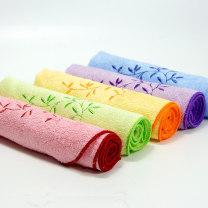 洁丽雅 grace 竹浆纤维毛巾 6503 33*33cm 35g 单条装  袋装 颜色随机