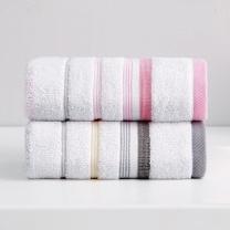 洁丽雅 grace 纯棉强吸水舒适毛巾 6410 72*34cm 92g 单条装  120袋/箱 袋装 颜色随机