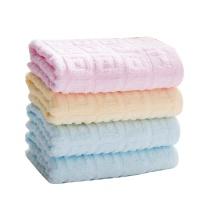 洁丽雅 grace 纯棉强吸水舒适毛巾 6415 69*33cm 70g 单条装  120袋/箱 袋装 颜色随机