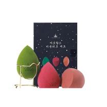 尔木萄 星空美妆蛋套盒 3蛋+蛋架/盒