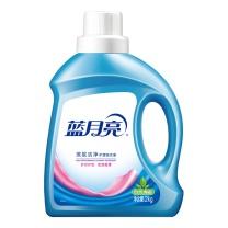 蓝月亮 bluemoon 深层洁净护理洗衣液 2kg/瓶  6瓶/箱 (自然清香/薰衣草香随机)