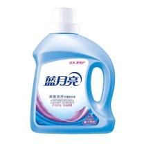 蓝月亮 bluemoon 深层洁净护理洗衣液 1kg/瓶  12瓶/箱 (薰衣草香)