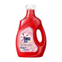奥妙 OMO 全自动深层洁净洗衣液 3kg/瓶  4瓶/箱 (淡雅樱花)(含金纺馨香精华)