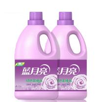 蓝月亮柔顺剂衣物护理剂 柔软透气 温和亲肤 持久留香 植物健康配方 3kg/瓶x2(薰衣草香) 婴儿衣物可用