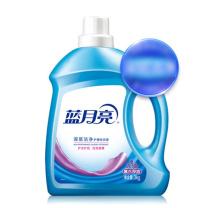 蓝月亮 bluemoon 深层洁净护理洗衣液 (薰衣草香) 3kg/瓶  4瓶/箱