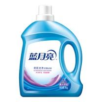 蓝月亮 bluemoon 深层洁净护理洗衣液 3kg/瓶  4瓶/箱 (薰衣草香/自然香型随机)