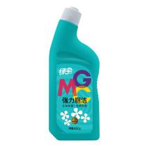 绿伞 EverGreen 强力厕洁 洁厕剂 800g/瓶  12瓶/箱 (芳香型)(新老包装交替发货)