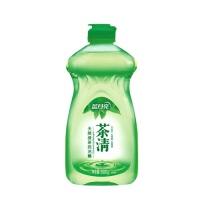 蓝月亮 bluemoon 茶清 洗洁精 500g/瓶  12瓶/箱 (天然绿茶)